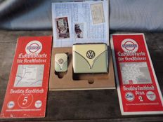 VW Bully Set - old ESSO maps