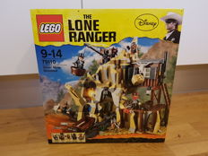 The Lone Ranger - 79110 - Silver Mine Shootout