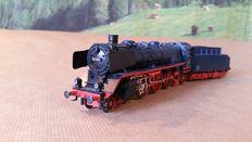 Märklin H0 - From set 29845 - Steam loc with tender BR 03 of DB, withh smoke generator