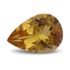 Heliodor/Yellow Beryl - 4.29ct
