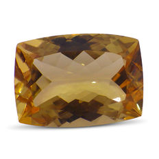 Heliodor/Yellow Beryl - 6.25 ct