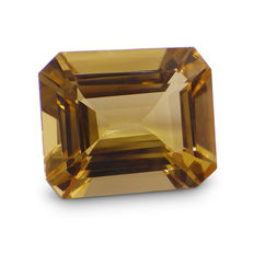 Heliodor/Yellow Beryl - 3.85 ct