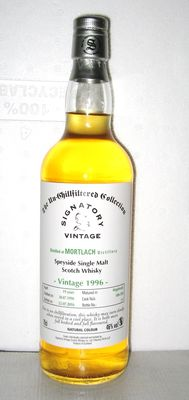 Mortlach 1996 19 Years old - Speyside - 70cl - 46% - Signatory Vintage