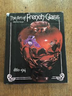 Literatuur; Janine Bloch-Dermant - The Art of French Glass 1860-1914