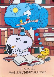 Charles M. Schulz - Snoopy - 1958/1965