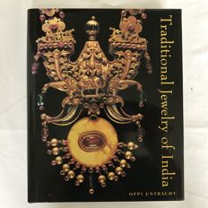 Book: Traditional Jewelry of India -  Oppi Untracht