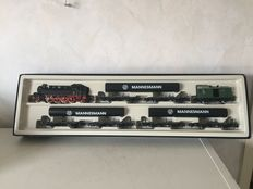 "Märklin H0 - 2854 - Set ""Mannesmann"" with tender locomotive BR 86 of the DB"