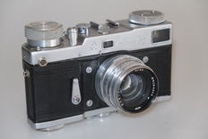 Leningrad L230 moter camera