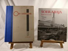 Indonesia; Lot with 2 editions about Soerabaja - 1931/1994