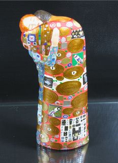 Gustav Klimt (after) - De Vervulling - Mouseion Collection
