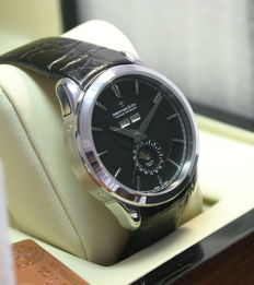 Dreyfuss & Co, month, day of the week, date, moon phase - limited, never worn, wristwatch - 2016