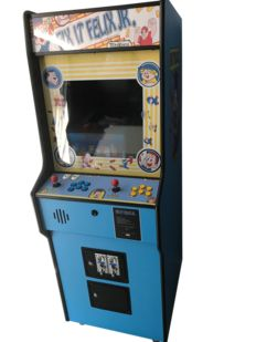 Fix it Felix Arcade cabinet (2 players)