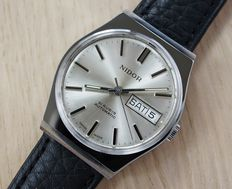 Nidor – men's wristwatch – 1970s – NOS