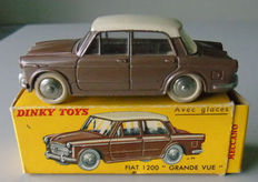 "Dinky Toys-France - Scale 1/43 - Fiat 1200 ""Large view"" No.531"
