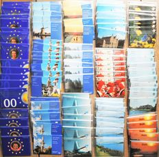 The Netherlands – Year packs 1987/2001 (105 pieces)