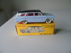 Dinky Toys-France - Scale 1/43 - Fiat 1800 Familiale No.548