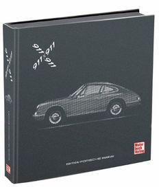 911 x 911: The official book for the anniversary »50 Jahre 911« from the edition Porsche Museum - 24 x 24 cm - 2013