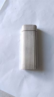 lighter Cartier Paris silver N o 93709 - g / / mark