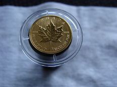 "Canada – 5 dollars 2007 ""Maple Leaf"" – gold"