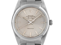 Rolex Air King ref. 114000 cintage year 1997