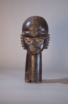 African Tribal BOKI Headcrest. Nigeria