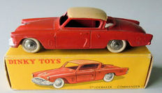 Dinky Toys-France - Scale 1/43 - Studebaker Commander No.24y