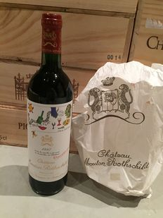 1997 Chateau Mouton Rothschild, Premier Cru Classe – 1 bottle