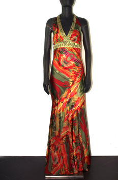 Versus (Versace) Vintage Long Dress
