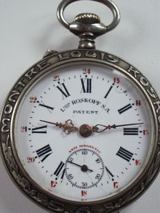 Pocket watch Louis Roskopf - men's.