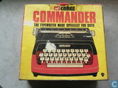 Commander `the Typewriter specially made for boys`