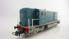 Roco H0 - 62794 - Diesel locomotive series 2400 blue of the NS, No. 2404