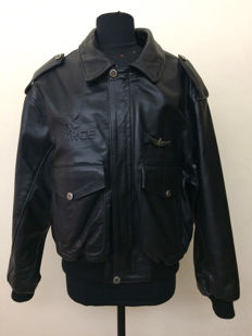 U.S. Air Force Aviation – Genuine leather jacket