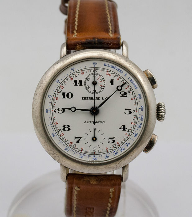 9bbd82be59e Eberhard   Co.. Chronograph - Catawiki