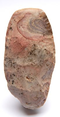 Neolithic axe from Agate - 132 mm