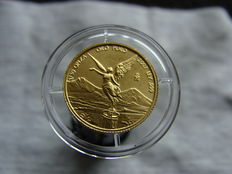 Mexico – Libertad 2007 – gold