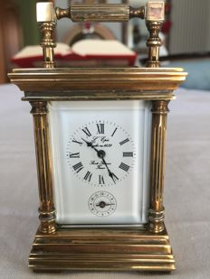 L'Epee - Desk / travel clock - 1880