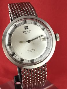 Tissot Ufo Automatic men's wristwatch, 1970s