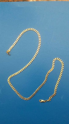 8 karat gold necklace