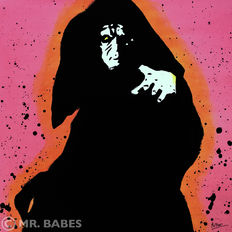 "Mr Babes - ""Star Wars: The Emperor"""