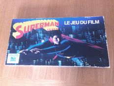 Superman the movie Original french board game