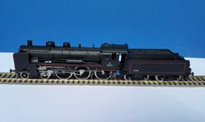 Roco H0 - 04125 A - Steam locomotive with tender Series 230 G of the SNCF