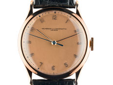 Vacheron Constantin, vintage, year of manufacture: 1948