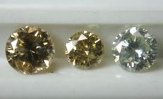 0.37 ct Diamonds, No Reserve Price