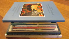 Pablo Picasso; Lot with 17 publications - 1949 / 1997