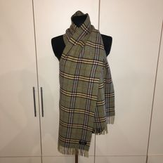 Burberry - Very Big Lambswool Scarf