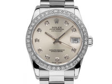 Rolex Datejust medium vintage year 1998