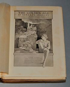 Kenneth Grahame - The Golden Age- 1904