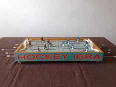 IGRA vintage Czechoslovakia ice hockey game