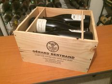 "6x 2012 ""L'Indomptable de Cigalus"" by Gérard Bertrand, one of the best Pays d'Oc IGP white wines (France) !"