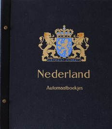 The Netherlands 1964/1989 – Collection of stamp booklets